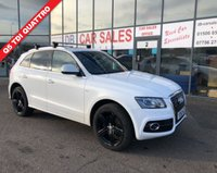 USED 2010 60 AUDI Q5 3.0 TDI QUATTRO S LINE 5d AUTO 240 BHP NO DEPOSIT AVAILABLE, DRIVE AWAY TODAY!!
