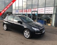 USED 2014 63 PEUGEOT 308 1.6 HDI ACTIVE 5d 92 BHP NO DEPOSIT AVAILABLE, DRIVE AWAY TODAY!!