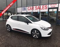 USED 2013 63 RENAULT CLIO 1.5 DYNAMIQUE S MEDIANAV ENERGY DCI S/S 5d 90 BHP NO DEPOSIT AVAILABLE, DRIVE AWAY TODAY!!