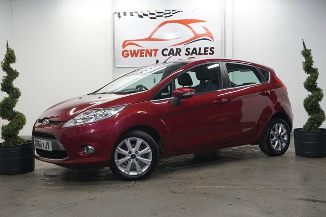 USED 2010 60 FORD FIESTA 1.2 ZETEC 5d 81 BHP JUST ARRIVED LOW MILEAGE