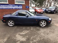 USED 2003 03 MAZDA MX-5 1.8 I 2d 144 BHP CABRIOLET CONVERTIBLE HARD TOP
