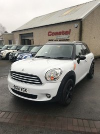 USED 2011 61 MINI COUNTRYMAN 1.6 COOPER D 5d 112 BHP