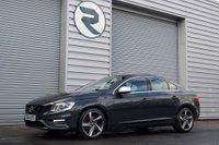 2015 VOLVO S60 2.0 D4 R-DESIGN NAV 4d AUTO 178 BHP £9700.00