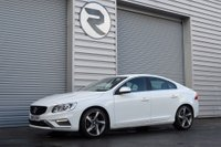 2015 VOLVO S60 2.0 D4 R-DESIGN NAV 4d AUTO 188 BHP £10950.00