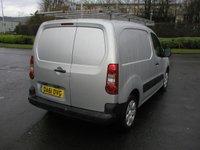 USED 2011 61 CITROEN BERLINGO 1.6 625 LX L1 HDI BHP Van - NO VAT 71000 miles, Service History