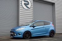 USED 2011 FORD FIESTA FIESTA 1.6 ZETEC S 3DR