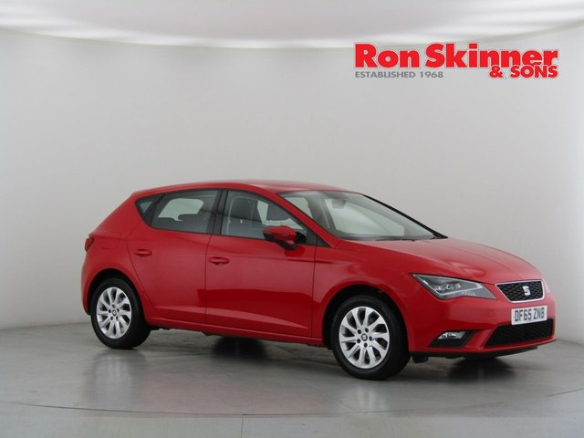 View our 2015 65 SEAT LEON 1.2 TSI SE TECHNOLOGY 5d 110 BHP