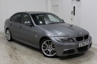2010 BMW 3 SERIES 2.0 318I M SPORT BUSINESS EDITION 4d 141 BHP £8495.00