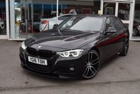 2016 BMW 3 SERIES 2.0 320D M SPORT 4d AUTO 188 BHP £18490.00