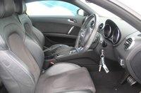 USED 2011 60 AUDI TT 2.0 TFSI S LINE 2d AUTO 211 BHP PETROL BLACK FULL SERVICE HISTORY