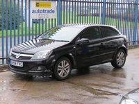 USED 2009 09 VAUXHALL ASTRA 1.6 SXI 3d 115 BHP Finance arranged Part exchange available Open 7 days