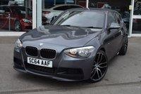 2014 BMW 1 SERIES 2.0 118D M SPORT 5d 141 BHP £12990.00