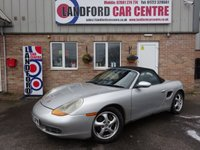 USED 1998 PORSCHE BOXSTER 2.5 SPYDER 2d 201 BHP