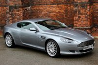 USED 2005 55 ASTON MARTIN DB9 5.9 Seq 2dr **SOLD AWAITING COLLECTION**