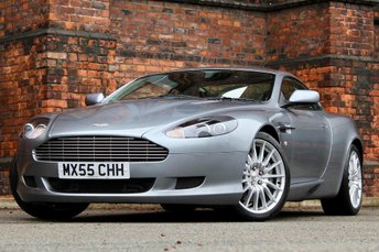 2005 ASTON MARTIN DB9 5.9 Seq 2dr £32977.00