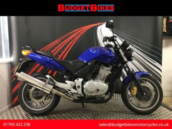 View our HONDA CBF500