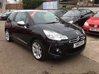 USED 2010 10 CITROEN DS3 1.6 DSTYLE HDI 3d 90 BHP SENSIBLE MILEAGE DIESEL