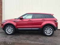 USED 2015 65 LAND ROVER RANGE ROVER EVOQUE 2.2 SD4 PURE 5d 190 BHP