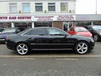 2008 AUDI A8 3.0 TDI QUATTRO SPORT 4d AUTO 229 BHP £8295.00