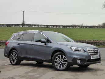 2018 SUBARU OUTBACK 2.0 D SE PREMIUM 5d AUTO 150 BHP £29995.00