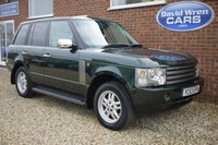 USED 2003 53 LAND ROVER RANGE ROVER 2.9 TD6 VOGUE 5d AUTO 175 BHP