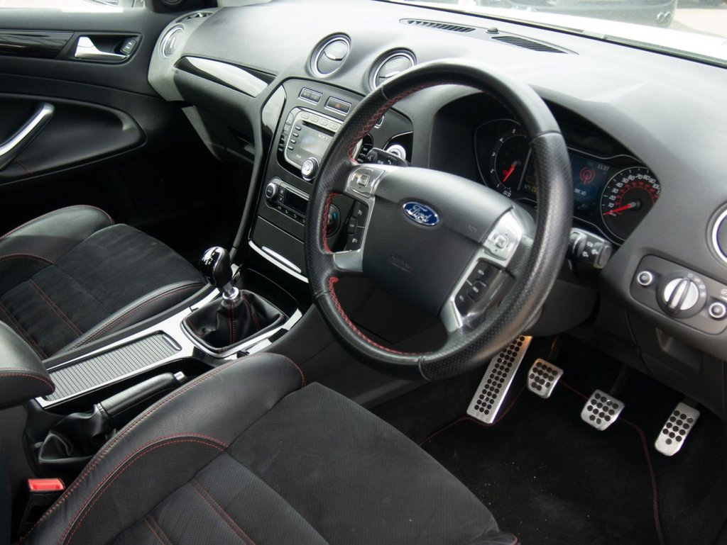 USED 2012 FORD MONDEO 2.2 TITANIUM X SPORT TDCI 5d 197 BHP