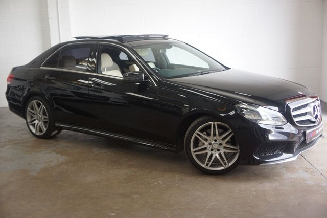 2014 14 MERCEDES-BENZ E-CLASS 3.0 E350 BLUETEC AMG SPORT 4d AUTO 249 BHP PAN ROOF SOLD TO MR ASIM FROM LONDON