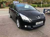 USED 2013 63 PEUGEOT 5008 1.6 HDI ALLURE 5d 115 BHP Buy with confidence from a garage that has been established  for more than 25 years.