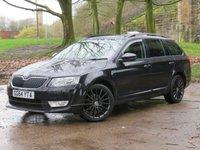 USED 2014 64 SKODA OCTAVIA 1.6 BLACK EDITION TDI CR DSG 5d AUTO 104 BHP