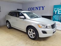 USED 2010 60 VOLVO XC60 2.4 D5 R-DESIGN AWD 5d AUTO 205 BHP * HUGE SPEC * 2 OWNERS * F.S.H *