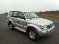 USED 1999 S TOYOTA LAND CRUISER 3.0 GX TD 5d MANUAL 123 BHP VERY LOW MILES 7 SEATER PRISTINE