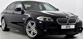 2013 BMW 5 SERIES 2.0 520d M Sport 4dr Auto £14995.00
