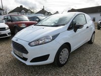 2014 FORD FIESTA 1.6 ECONETIC TDCI  95 BHP ONLY COVERED 1,844 GENUINE MILES FROM NEW £6995.00