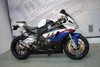 2010 BMW S1000RR SPORT ABS MOTORSPORT £7990.00