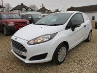 2013 FORD FIESTA 1.6 ECONETIC TDCI 95 BHP 1 OWNER AIR CON PARKING SENSORS 34,056 MILES £5995.00