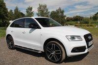 2017 AUDI Q5 2.0 TDI QUATTRO S LINE PLUS 5d AUTO 187 BHP £24888.00