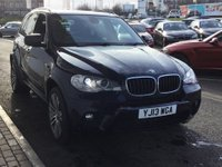 2013 BMW X5 3.0 XDRIVE30D M SPORT 5d AUTO 241 BHP £14995.00