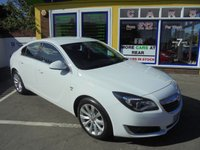 USED 2015 65 VAUXHALL INSIGNIA 1.6 ELITE NAV CDTI 5d AUTO 134 BHP **CALL 01922 494874 FOR MORE INFO**
