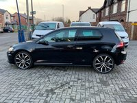USED 2014 14 VOLKSWAGEN GOLF 2.0 GTD DSG 3d AUTO 182BHP HUGE SPEC OVER £4000 OF OPTIONAL EXTRAS Full Service History Heated Leather Navigation Upgrade Santiago Wheels and Much More