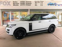 2015 LAND ROVER RANGE ROVER VOGUE 3.0TD VOGUE SPECIAL EDITION   £43995.00
