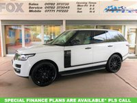 USED 2015 15 LAND ROVER RANGE ROVER VOGUE 3.0TD VOGUE SE   LAND ROVER RANGE ROVER VOGUE 3.0TD  5 DOOR