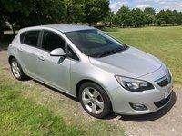 2010 VAUXHALL ASTRA 1.6 SRI 5d AUTO 113 BHP £4995.00