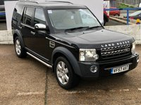 USED 2008 57 LAND ROVER DISCOVERY 2.7 3 TDV6 HSE 5d AUTO 188 BHP