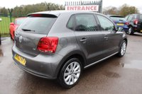 USED 2012 62 VOLKSWAGEN POLO 1.4 MATCH 5d 83 BHP