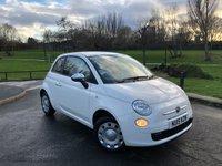 2015 FIAT 500 1.2 POP 3d 69 BHP £4350.00