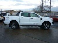 USED 2016 65 FORD RANGER 3.2 WILDTRAK 4X4 DCB TDCI 1d 197 BHP