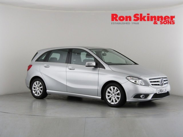 View our 2014 64 MERCEDES-BENZ B CLASS 1.5 B180 CDI ECO SE 5d 109 BHP