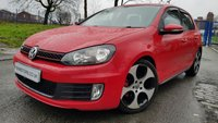USED 2011 61 VOLKSWAGEN GOLF 2.0 GTI DSG 5d AUTO 210BHP FSH 6 STAMPS+FULL LEATHER SEATS