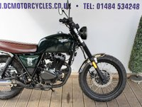 USED 2019 69 BRIXTON BX 125   Finance, Delivery & Part Exchange Available