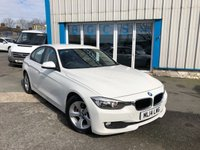 2014 BMW 3 SERIES 2.0 320D EFFICIENTDYNAMICS 4d 161 BHP £9450.00